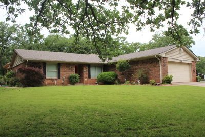 Duncan Single Family Home Active-Take Backups: 4825 Odom Dr