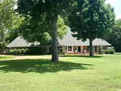 Duncan Single Family Home For Sale: 816 Twelve Acre Lane