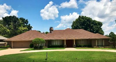 Duncan Single Family Home For Sale: 2208 Fairway Dr