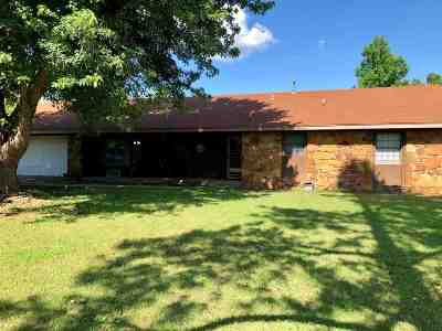 Duncan Single Family Home For Sale: 4540 El Rancho