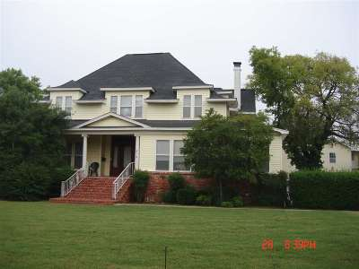 Duncan Single Family Home For Sale: 915 W Beech