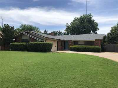 Duncan Single Family Home For Sale: 1316 Normandy Rd