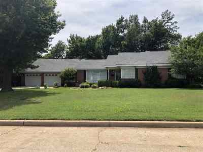 Duncan Single Family Home For Sale: 1703 Northridge Dr.
