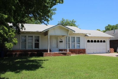 Duncan Single Family Home For Sale: 710 N 11th