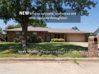 Duncan Single Family Home For Sale: 2021 Westbriar