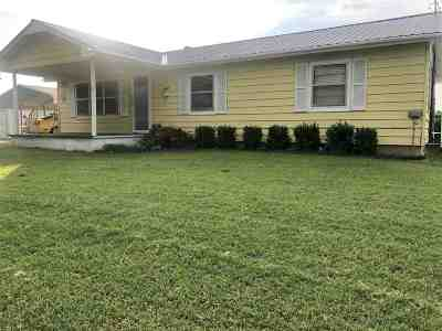 Rush Springs Single Family Home Under Contract: 4165 Hwy 81