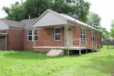 Duncan Single Family Home For Sale: 1108 N 13th St.