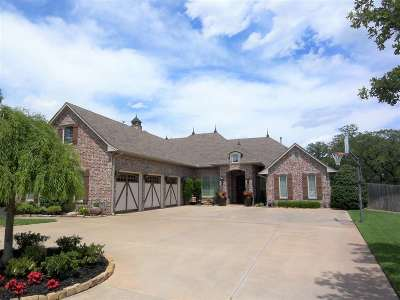 Duncan Single Family Home For Sale: 1601 Timbercreek Drive