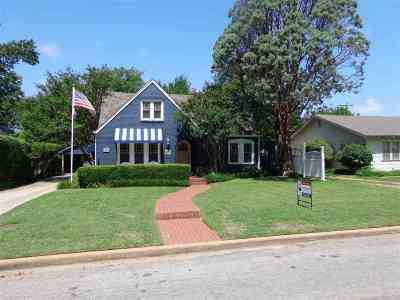 Duncan Single Family Home For Sale: 805 N 14th