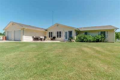 Marlow Single Family Home For Sale: 111 E Memorial