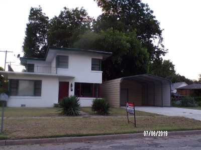 Duncan Single Family Home For Sale: 605 S 8th