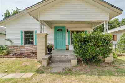 Marlow Single Family Home For Sale: 710 W Kiowa