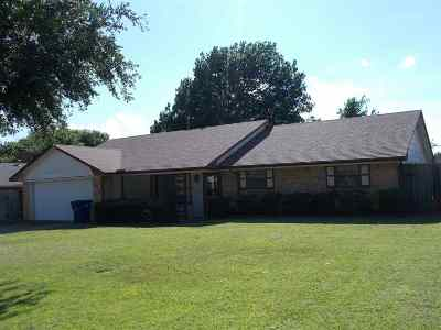 Duncan Single Family Home For Sale: 1003 N Harville Rd