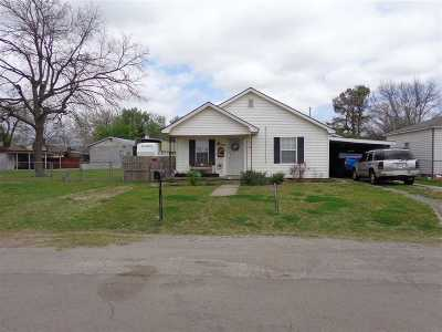 Duncan Single Family Home For Sale: 215 W Ash