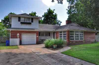 Marlow Single Family Home For Sale: 406 W Payne