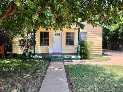 Duncan Single Family Home For Sale: 1005 W Cypress