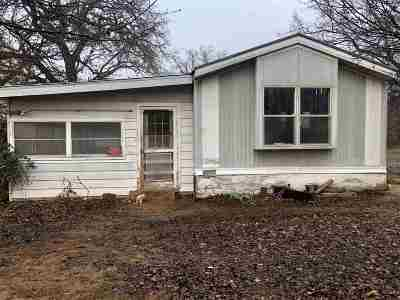 Duncan Single Family Home For Sale: Box 531 Rt 5