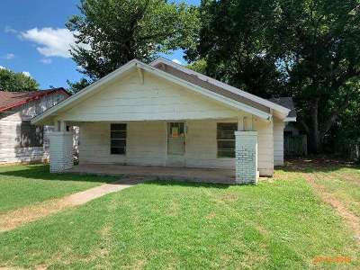 Duncan Single Family Home For Sale: 806 W Pine