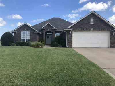 Duncan Single Family Home Under Contract: 3429 Kacey