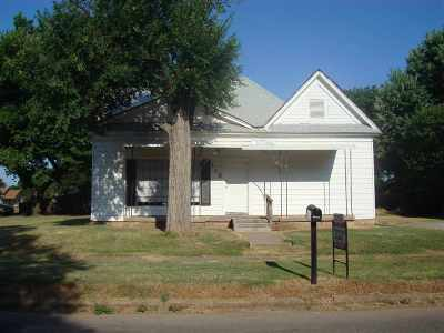 Duncan Single Family Home For Sale: 319 S 10th
