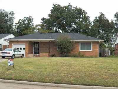 Duncan Single Family Home For Sale: 1805 W Parkview