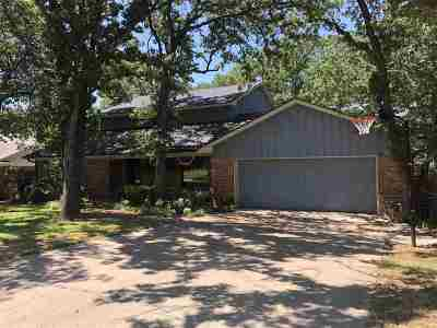 Duncan Single Family Home For Sale: 2907 Briarwood