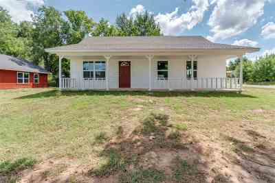 Marlow Single Family Home For Sale: 116 N Ash