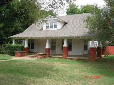 Marlow Single Family Home For Sale: 512 S Broadway