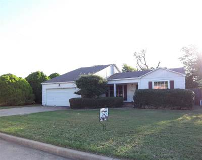 Duncan Single Family Home For Sale: 432 N 19th