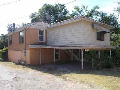Duncan Single Family Home Under Contract: 704 Unit 100 N 11th