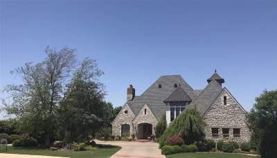 Duncan Single Family Home For Sale: 611 Prospectors Ridge