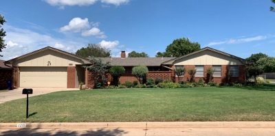 Duncan Single Family Home For Sale: 2201 Flamingo Lane