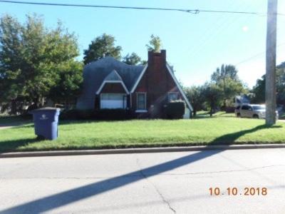 Duncan Single Family Home For Sale: 814 W Elder