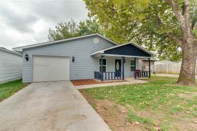 Marlow Single Family Home For Sale: 806 S 4th