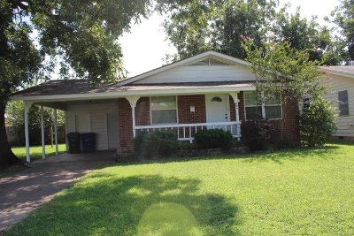 Marlow Single Family Home For Sale: 804 W Seminole Rd