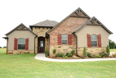 Single Family Home For Sale: 2414 Belle Crossing Dr