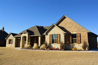 Single Family Home For Sale: 2512 Belle Crossing Dr