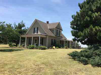 Single Family Home For Sale: 1007 S Summer