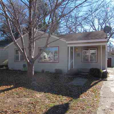 Single Family Home Sold: 1701 E Oklahoma
