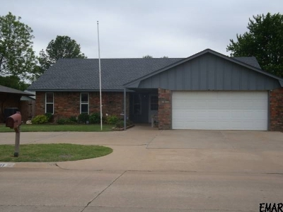 Enid OK Single Family Home Sold: $142,000