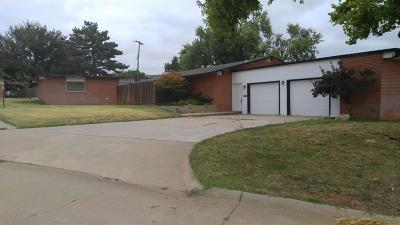 Single Family Home For Sale: 2835 Highland Drive