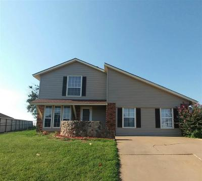 Enid OK Single Family Home Sold: $136,900