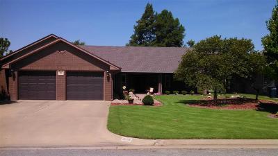 Single Family Home For Sale: 908 Bluestem Rd