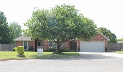 Single Family Home For Sale: 4309 Creekdale