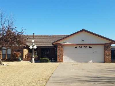 Single Family Home For Sale: 4102 Shiloh