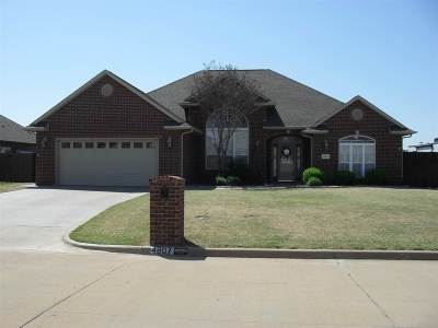 Single Family Home For Sale: 4807 Chaparral Run