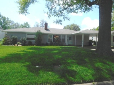 Single Family Home For Sale: 1605 Tahlequah Pl