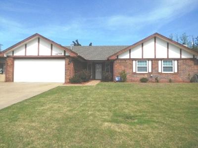 Single Family Home For Sale: 1407 Sunrise Dr