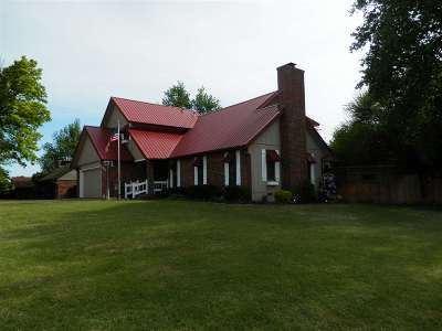 Single Family Home For Sale: 1508 Quail Creek