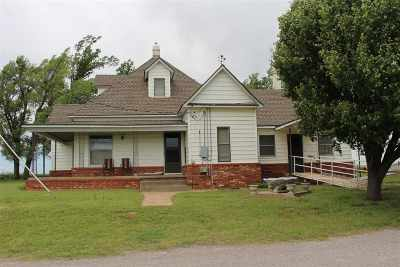 Single Family Home For Sale: 11520 W Wood Rd